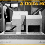 """A Dolls House"" ft Zaha Hadid"