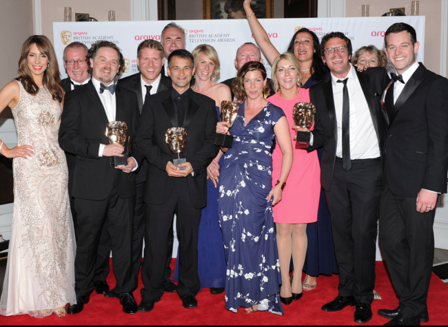 BAFTA Win for Bedlam … a reflection on mental health visibilty!