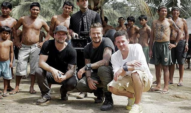 "BBC 1 ""David Beckham – Into The Unknown"" Documentary"