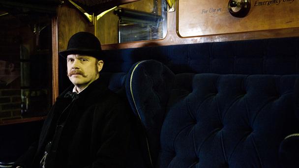"""BBC 2 """"Victorian Railway Murder"""" – Drama Doc"""